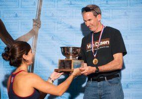 Greg Benning winning another HOCR title
